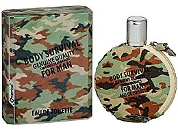 Parfums et Produits cosmétiques Omerta Body Survival For Man - Eau de Toilette