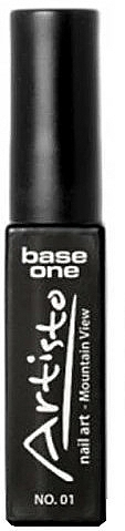 Gel pour ongles - Silcare Base One Artisto