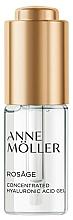 Parfums et Produits cosmétiques Gel concentré à l'acide hyaluronique pour visage - Anne Moller Rosage Hyaluronic Acid Gel