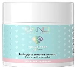 Parfums et Produits cosmétiques Exfoliant au sable volcanique pour visage - Bandi Professional Young Care Face Scrubbing Smoothie