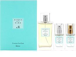 Parfums et Produits cosmétiques Acqua Dell Elba Altrove - Coffret (eau de parfum/100ml + eau de parfum mini/15ml + eau de parfum mini/15ml)
