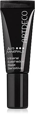 Base de fard à paupières minérale sans parfum - Artdeco Mineral Eyeshadow Base Sensitive