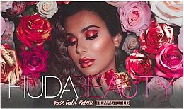 Parfums et Produits cosmétiques Palette professionnelle de fards à paupières - Huda Beauty Rose Gold Palette