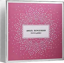 Parfums et Produits cosmétiques Angel Schlesser Femme Adorable - Coffret (eau de toilette/100ml + eau de toilette/15ml + lotion corporelle/100ml)