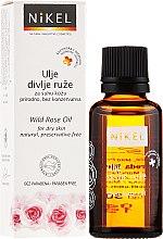 Parfums et Produits cosmétiques Huile de rose musquée - Nikel Wild Rose Oil