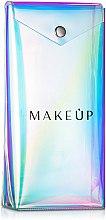 Parfums et Produits cosmétiques Étui pour pinceaux, transperent Holographic - MakeUp