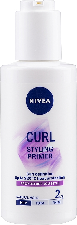 Base thermoprotectrice pour cheveux bouclés - Nivea Styling Primer Curl