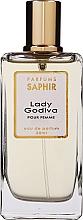 Parfums et Produits cosmétiques Saphir Parfums Lady Godiva - Eau de parfum