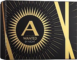 Parfums et Produits cosmétiques Azzaro Wanted By Night - Coffret (eau de parfum/100ml + déodorant/75ml)