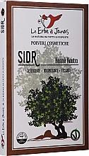 Parfums et Produits cosmétiques Poudre naturelle pour cheveux, Jujubier - Le Erbe di Janas Sidr (Ziziphus)