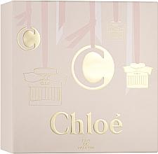 Parfums et Produits cosmétiques Chloe Signature - Coffret (eau de parfum/75ml + lotion corporelle/100ml + eau de parfum mini/5ml)