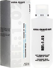 Parfums et Produits cosmétiques Lait démaquillant pour visage et yeux - Aura Chake Cleansing Milk Face & Eyes