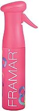 Parfums et Produits cosmétiques Vaporisateur vide, 250 ml - Framar Myst Assist Pink Spray Bottle