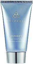 Parfums et Produits cosmétiques Crème au beurre de karité pour visage - Cosmedix Humidify Deep Moisture Cream