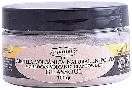 Parfums et Produits cosmétiques Poudre d'argile volcanique rhassoul pour cheveux et visage - Arganour Morrocan Volcanic Clay Powder