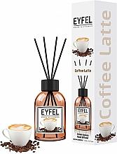 Parfums et Produits cosmétiques Bâtonnets parfumés, Café - Eyfel Perfume Reed Diffuser Coffee