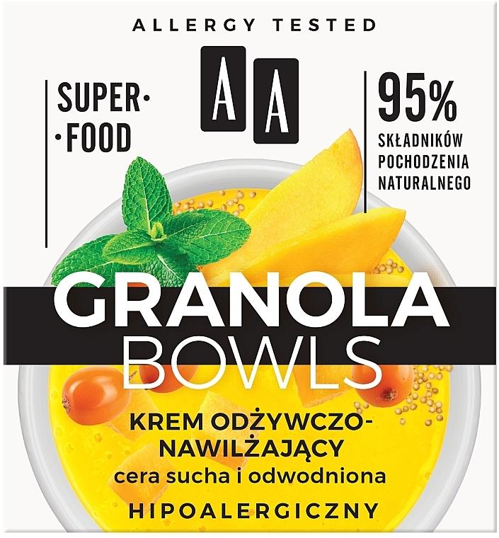 Crème nourrissante pour visage - AA Granola Bowls — Photo N3