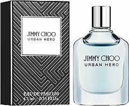 Parfums et Produits cosmétiques Jimmy Choo Urban Hero - Eau de Parfum (mini)