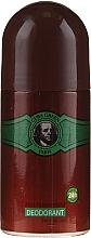 Parfums et Produits cosmétiques Cuba Green Deodorant - Déodorant anti-transpirant roll-on
