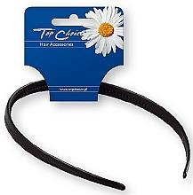 Parfums et Produits cosmétiques Serre-tête, 27697, noir - Top Choice Hair Headband