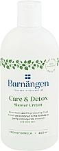 Parfums et Produits cosmétiques Crème de douche à l'eau de bouleau - Barnangen Care & Detox Shower Cream