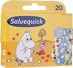 Parfums et Produits cosmétiques Pansements - Salvequick Moominki