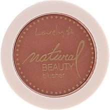 Parfums et Produits cosmétiques Blush - Lovely Natural Beauty Blusher