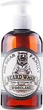 Parfums et Produits cosmétiques Shampooing pour barbe - Mr. Bear Family Beard Wash Woodland
