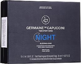 Parfums et Produits cosmétiques Soin de nuit en ampoules - Germaine de Capuccini Timexpert SRNS Night Sleeping-Cure