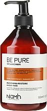 Parfums et Produits cosmétiques Masque bio à l'huile d'olive pour cheveux - Niamh Hairconcept Be Pure Restore Mask