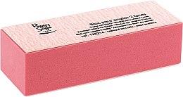 Parfums et Produits cosmétiques Bloc polissoir double face, rose - Peggy Sage 2-Way Nail Block