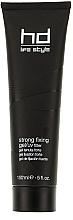 Parfums et Produits cosmétiques Gel coiffant fixation forte avec filtre UV - Farmavita HD Strong Fixing Gel