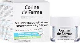 Parfums et Produits cosmétiques Gel-crème à l'extrait de bleuet pour visage - Corine de Farme