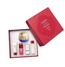 Parfums et Produits cosmétiques Coffret cadeau - Shiseido Vital Perfection (conc/10ml + foam/15ml + softner/30ml + conc/3ml + cr/50ml)