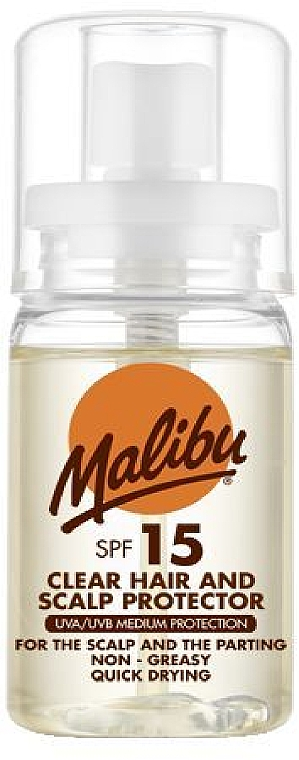 Spray solaire pour cheveux et cuir chevelu SPF 15 - Malibu Scalp Protector with SPF15 — Photo N1