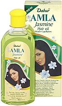 Parfums et Produits cosmétiques Huile de jasmin pour cheveux colorés - Dabur Amla Jasmine Hair Oil