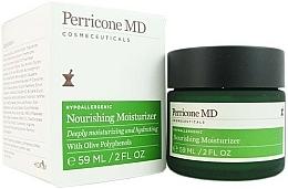 Parfums et Produits cosmétiques Crème aux polyphénols d'olive pour visage - Perricone MD Hypoallergenic Nourishing Moisturizer