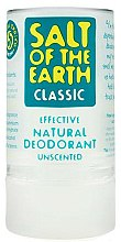 Parfums et Produits cosmétiques Déodorant en stick sans parfum - Salt of the Earth Crystal Classic Deodorant