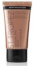 Parfums et Produits cosmétiques Base de maquillage, effet bronzant - St. Tropez Gradual Tan Everyday Tinted Moisturiser + Primer