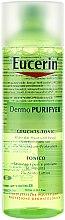 Parfums et Produits cosmétiques Lotion tonique à l'acide lactique - Eucerin DermoPurifyer Toner