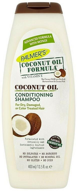 Shampooing et après-shampooing à l' huile de coco - Palmer's Coconut Oil Formula Conditioning Shampoo