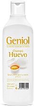 Parfums et Produits cosmétiques Shampooing à la poudre d'œuf - Geniol Nourishing Shampoo