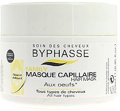 Parfums et Produits cosmétiques Masque aux œufs pour cheveux - Byphasse Family Multivitamin Complexe Mask