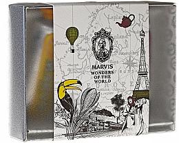 Parfums et Produits cosmétiques Marvis Wonders of the World - Set (dentifrice/3x25ml)