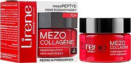 Parfums et Produits cosmétiques Crème de nuit au collagène et huile de riz - Lirene Mezo Collagene