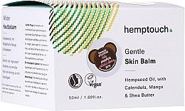 Parfums et Produits cosmétiques Baume à l'huile de graines de chanvre pour visage - Hemptouch Gentle Skin Balm