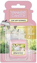 Parfums et Produits cosmétiques Désodorisant pour voiture, Rêverie au soleil - Yankee Candle Car Jar Ultimate Sunny Daydream