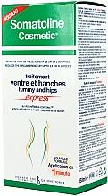 Parfums et Produits cosmétiques Crème amincissante pour ventre et hanches - Somatoline Cosmetic Express Tummy & Hips Treatment