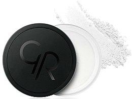 Parfums et Produits cosmétiques Poudre libre fixante transparente - Golden Rose Long Wear Powder