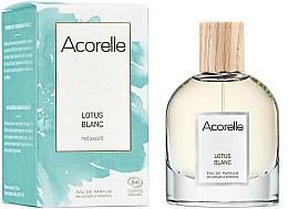 Parfums et Produits cosmétiques Acorelle Lotus Blanc - Eau de Parfum